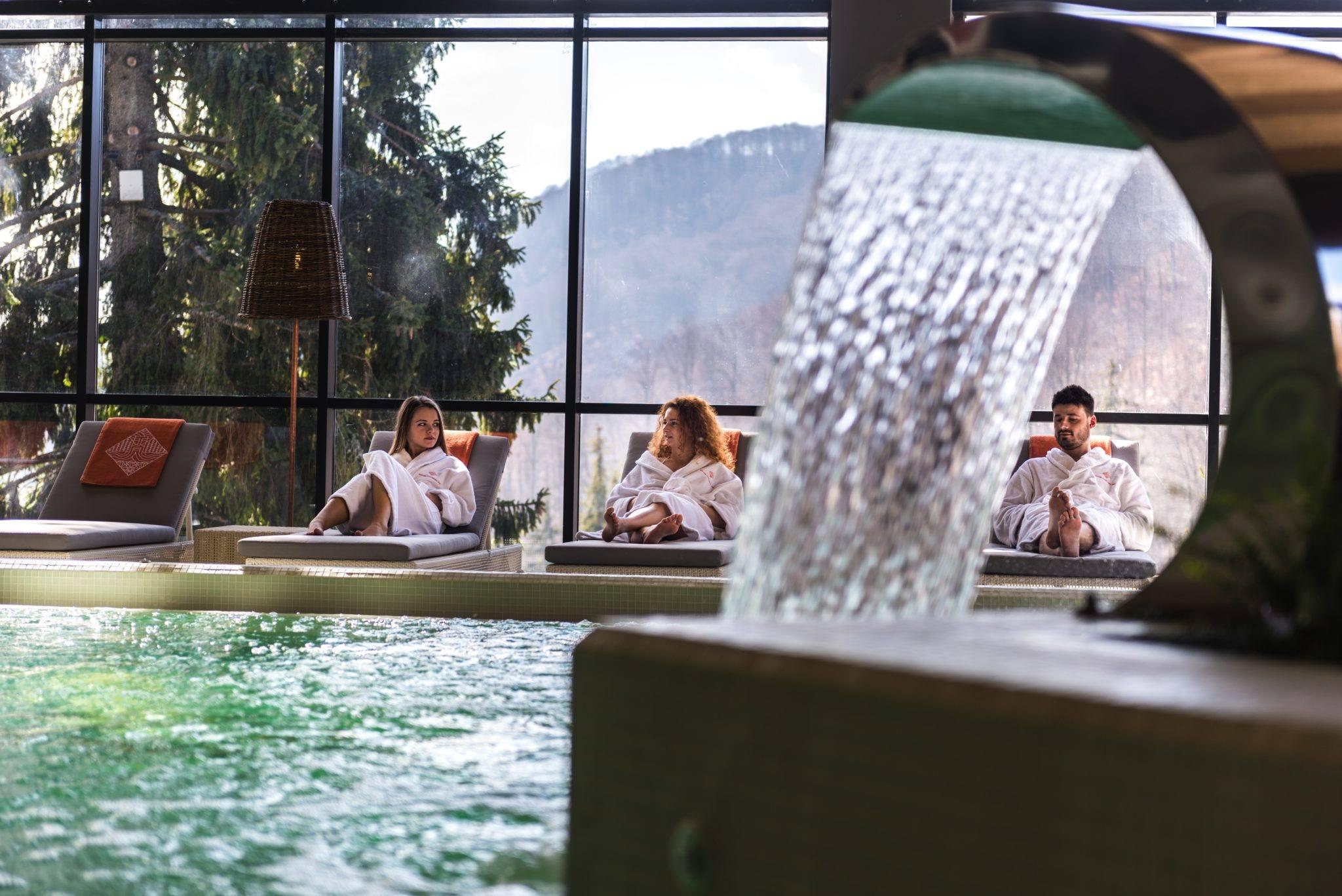 Balvanyos Resort Targul de Turism al Romaniei