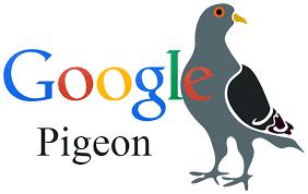 google pigeon SEO ghid