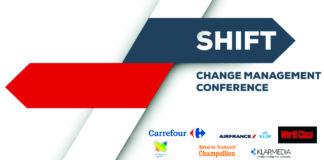 Shift Change eveniment Business Mark
