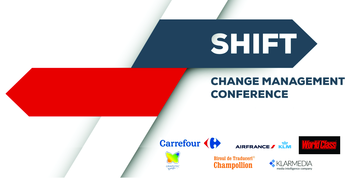 Shift Change eveniment Business Mark