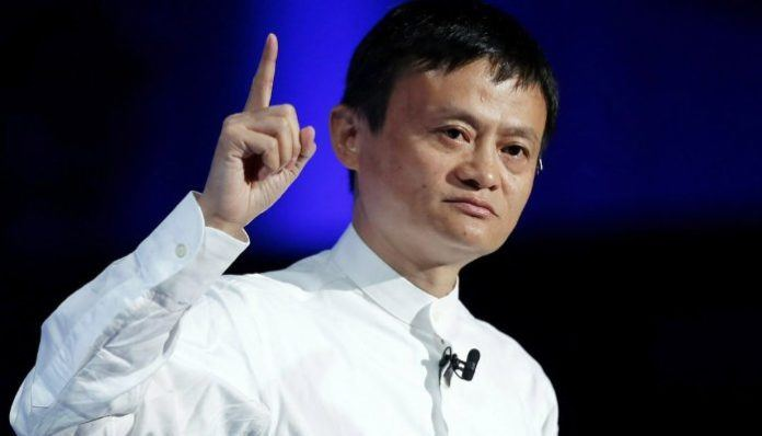 AliBaba Jack Ma Antreprenor in Roma