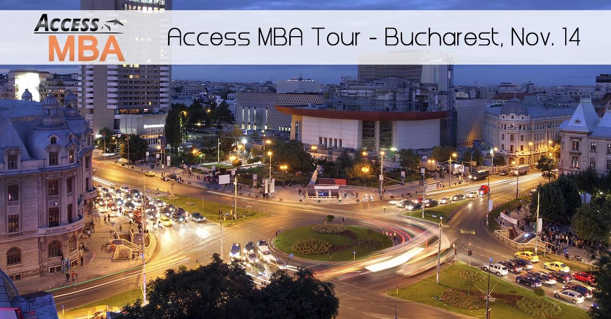 Eveniment Access MBA bucuresti