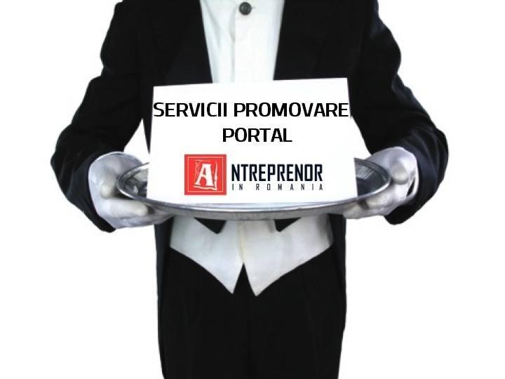 promovare portal servicii publicitate