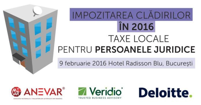 Impozitare Eveniment 2016