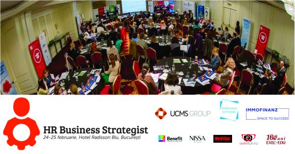Businss Strategist 2016