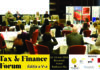 Tax & Finance Business Mark