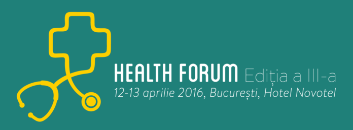 Health Forum 2016 eveniment