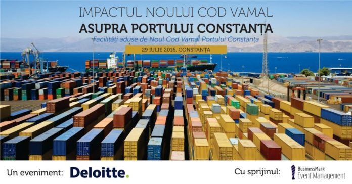 Impactul Noului Cod Vamal Constanta Business Mark
