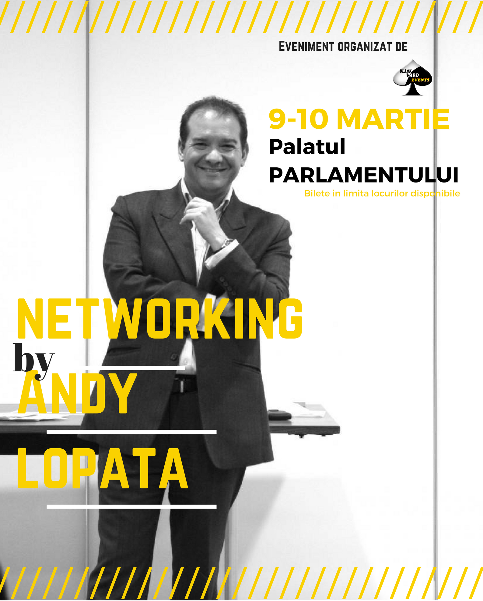 Networking cu Andy Lopata