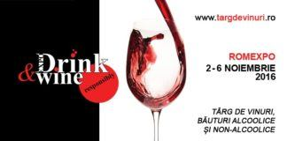 EXPO Drink and Wine targ de vinuri Romexpo