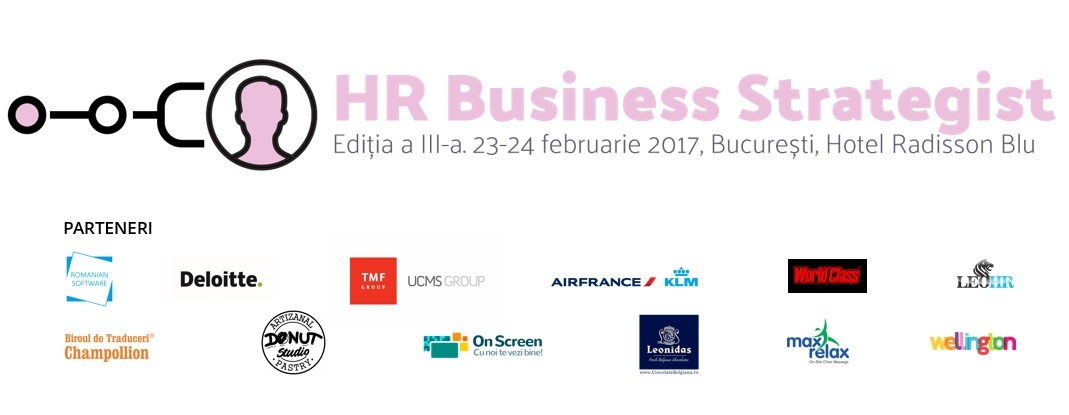 HR Business Strategist Antreprenor in Romania