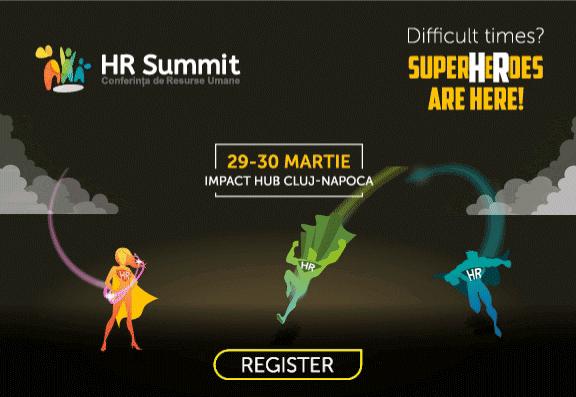 HR Summit Cluj Napoca