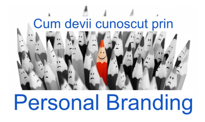 Branding Personal Madalina Ghinescu