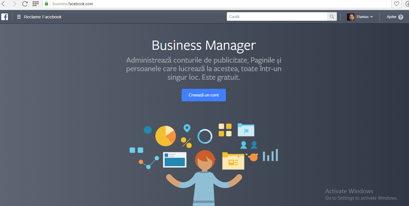 Facebook Ads Business Manager