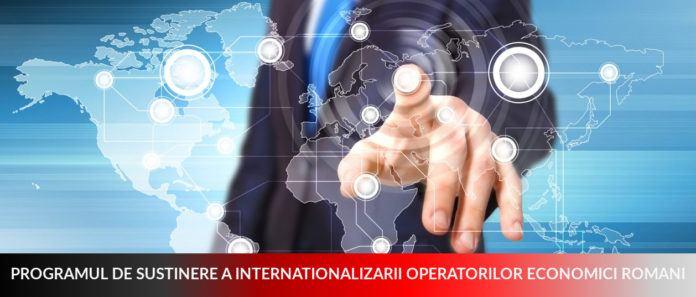 Programul de sustinere a internationalizarii operatorilor economici romani