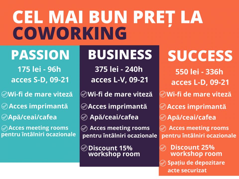 Progressio HUB Coworking