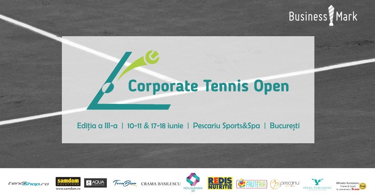 Corporate Tennis Open