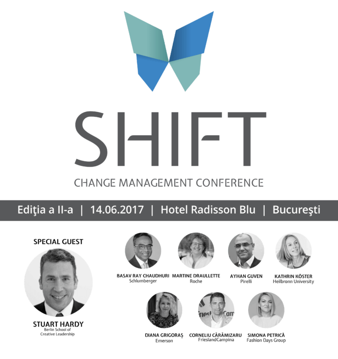 Shift Change Management Conference 2017