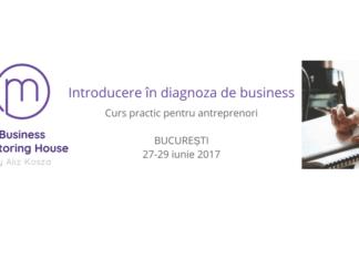 Introducere in tehnici de diagnoza de business