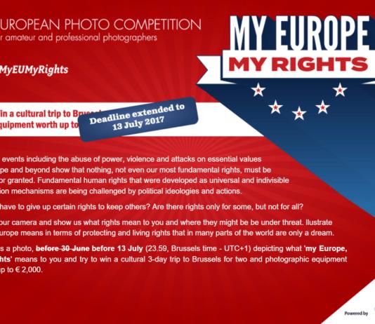 Europa drepturile mele