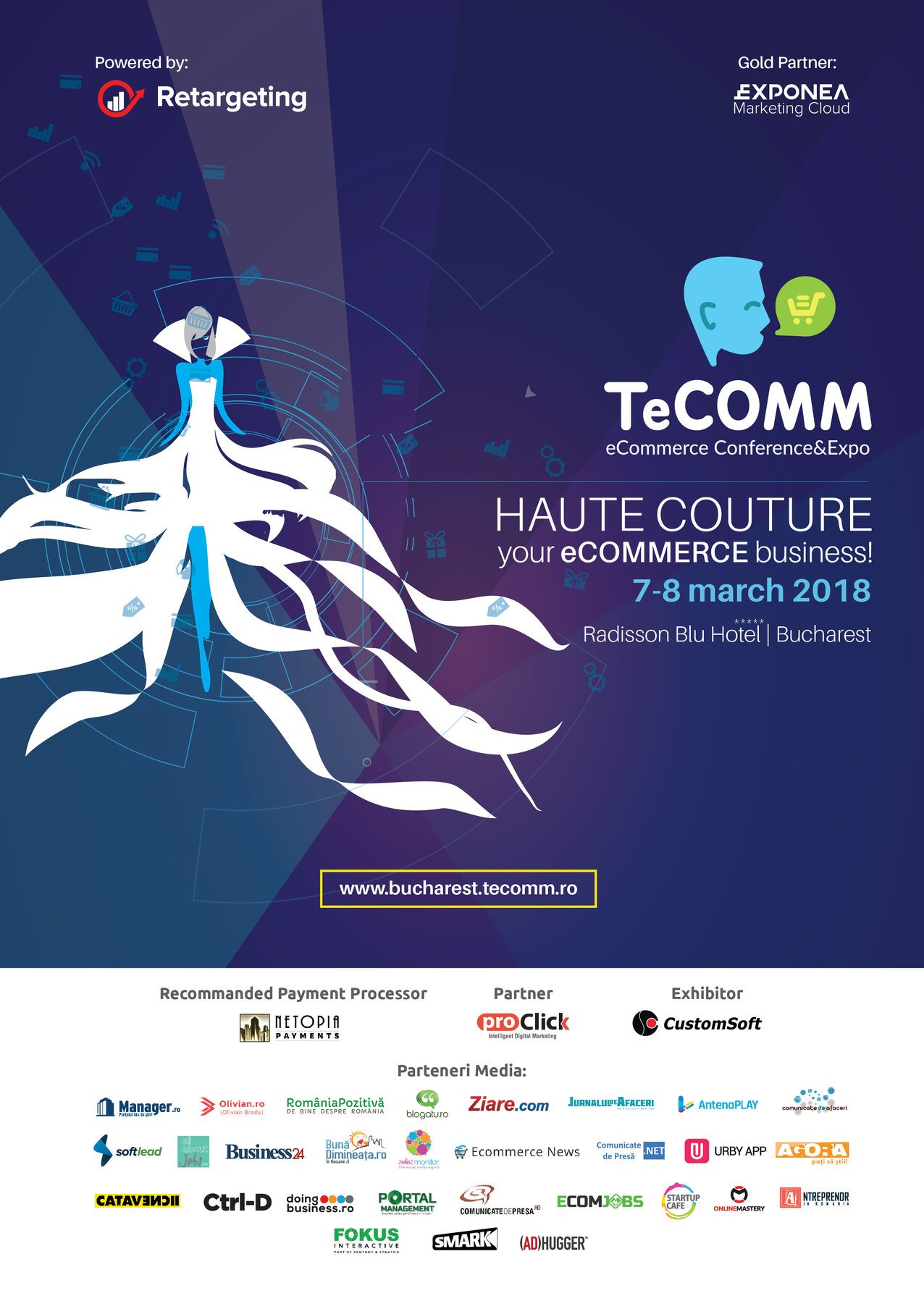 TeCOMM Bucuresti 2018