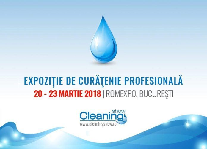 cleaning show romexpo