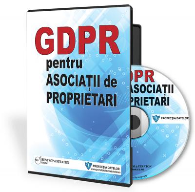 GDPR Asociatii de proprietari