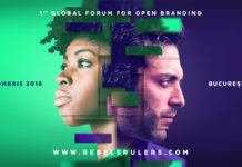 Rebels and Rulers_Conferinta branding
