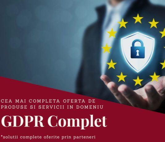 GDPR Complet pachet documente