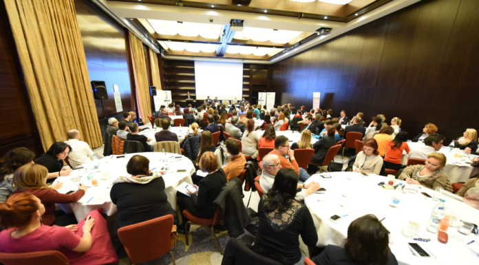 Sales and marketing conference 2016