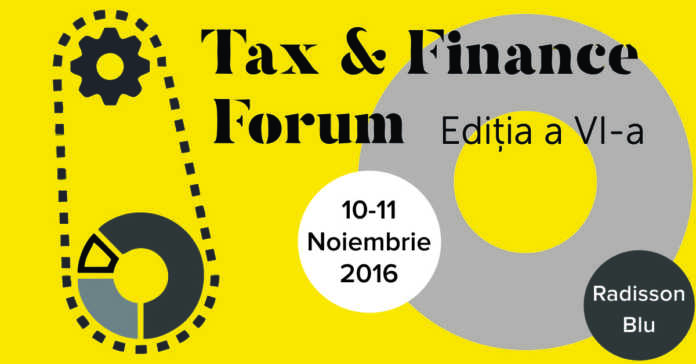 Eveniment Tax Finance 2016