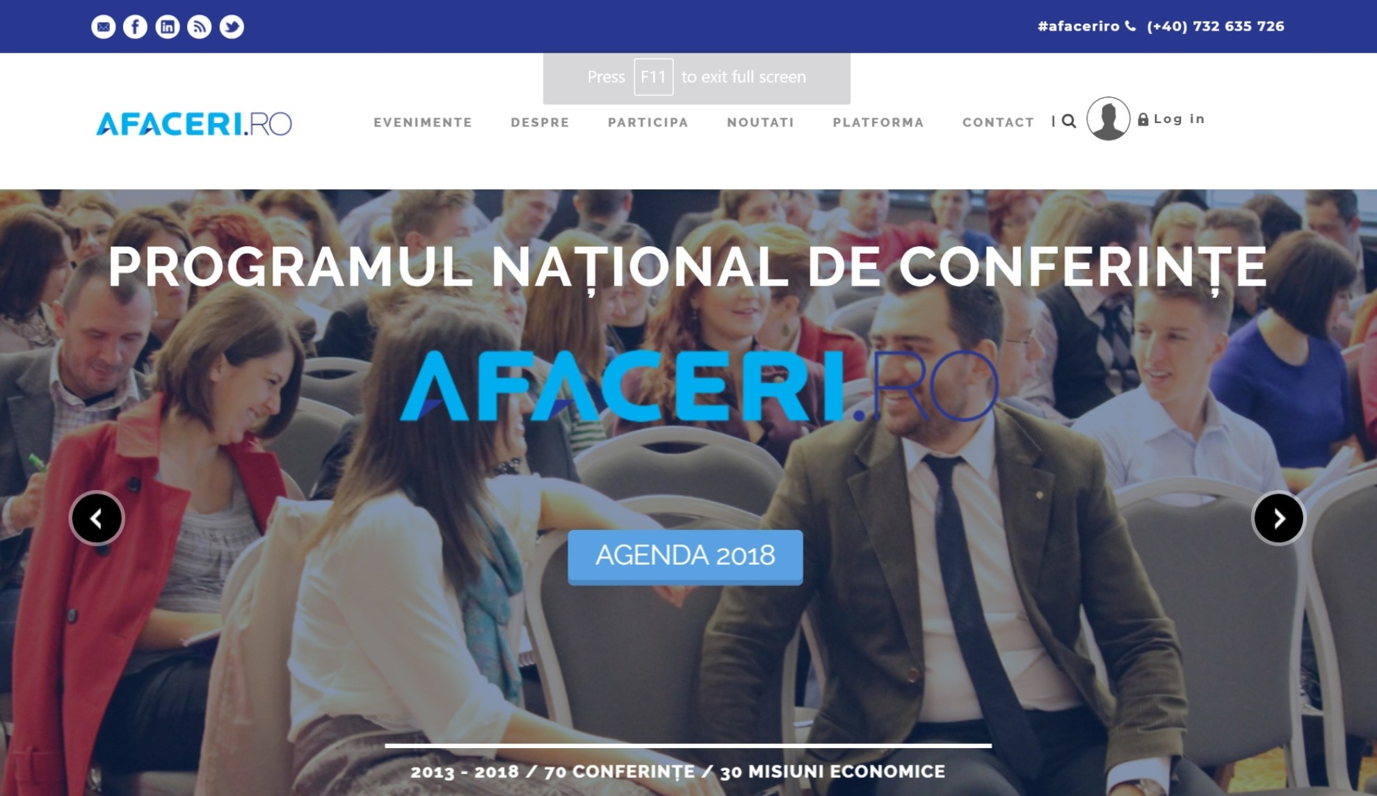 Afaceri.ro | Comunitate si evenimente