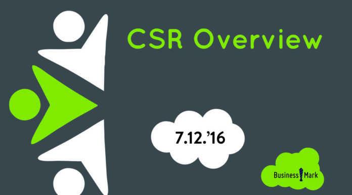 CSR Overview 2016