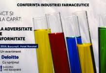 Delloite Pharma Business Mark