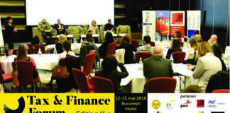 Tax & Finance Business Mark