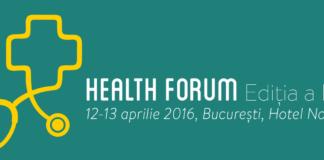 Health Forum 2016 eveniment
