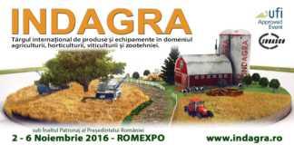 Romexpo INDAGRA 2016