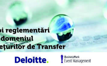 Preturi de transfer Delloite eveniment