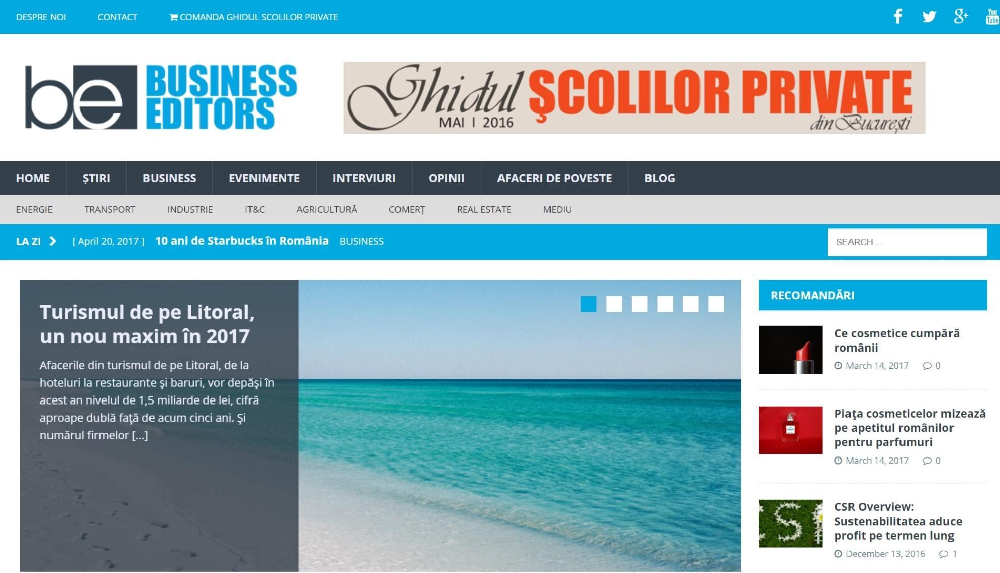 Business Editors