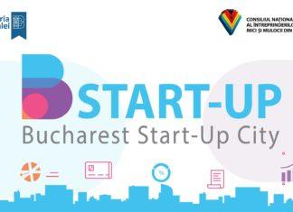 Bucharest Start-up City lansarea programului