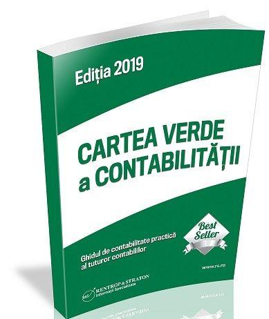 Cartea verde a contabilitatii 2019 (varianta tiparita)