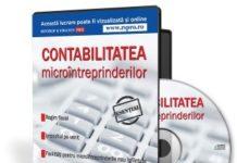 CD Contabilitatea microintreprinderilor