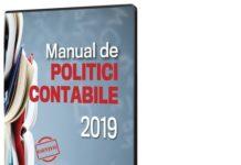 Manual de politici contabile 2019 - Stick USB